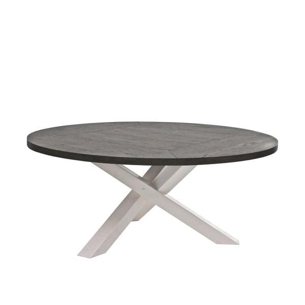 Biały stolik Canett Skagen Coffee Round