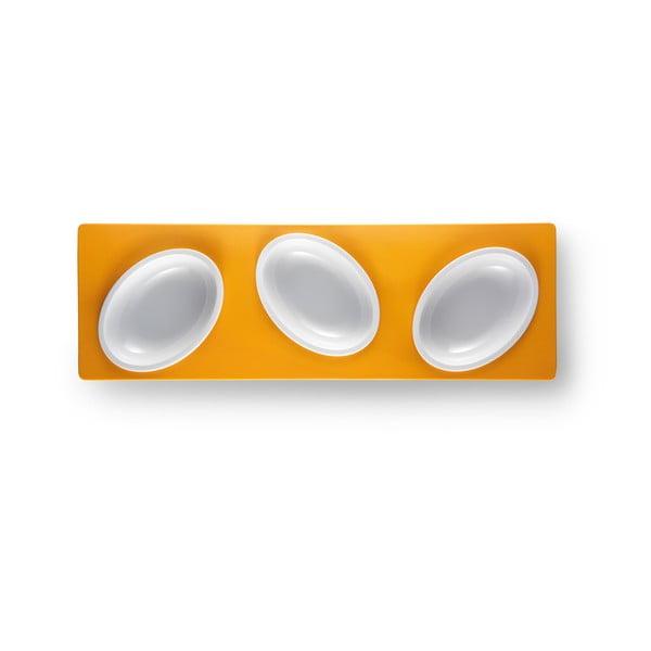 Zestaw do serwowania Entity Orange