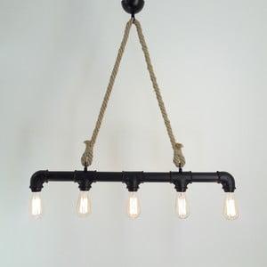 Lampa wisząca z 6 żarówkami Borulu