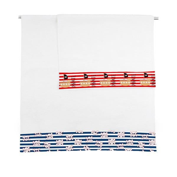 Zestaw 2 ręczników Baleno Pirate, 50x100 i 70x140 cm