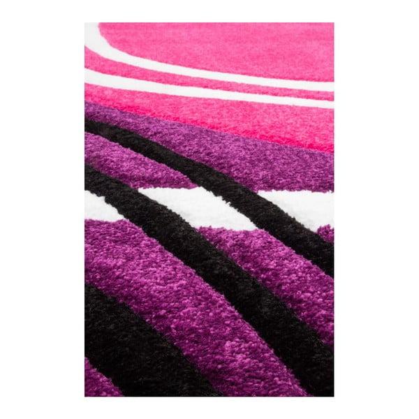 Dywan Lifestyle 114 fukcja/ purpura, 80x150 cm