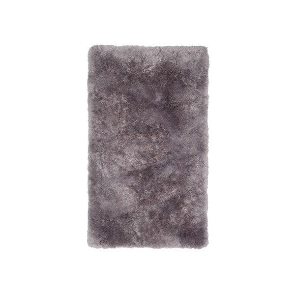Dywanik łazienkowy Spotlight Silver, 65x110 cm