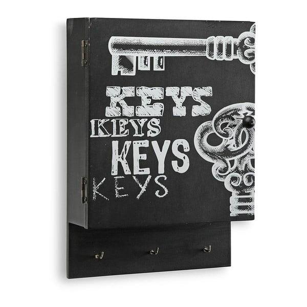 Szafka na klucze Key Black Door
