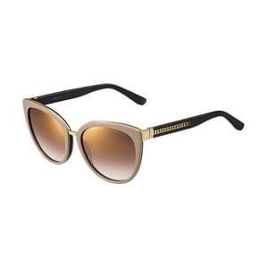 Okulary przeciwsłoneczne Jimmy Choo Dana Nude/Brown