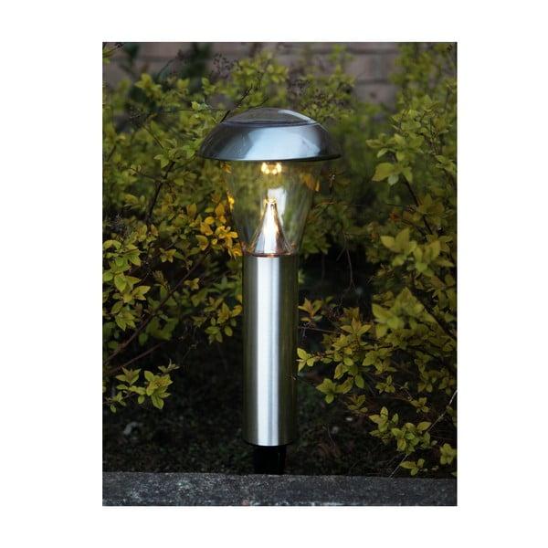 Stalowa lampa ogrodowa LED Best Season Minimal