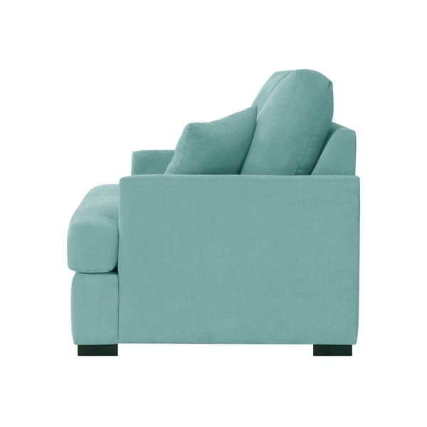 Fotel Jalouse Maison Irina, miętowy