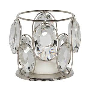 Świecznik Cristal Noblesse, 10x10 cm