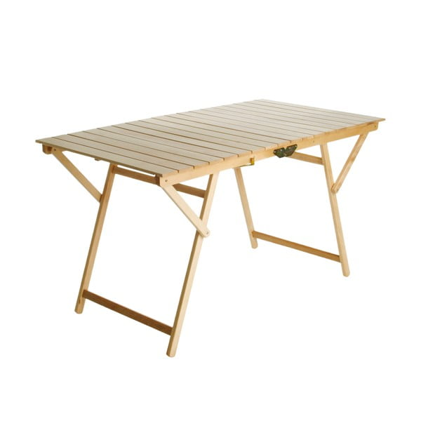 Stół składany Valdomo King,136x72cm