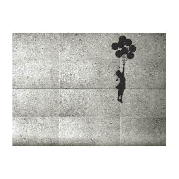 Tapeta wielkoformatowa Streetart Balloons, 315x232 cm