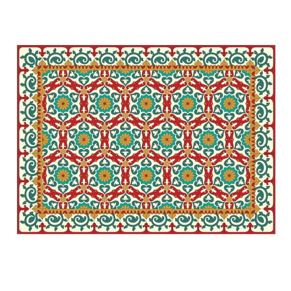 Dywan z PVC Jaipur, 80x60 cm