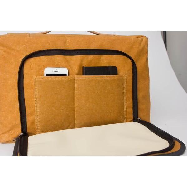 Plecak/torba R Bag 101 Kodra, musztardowa