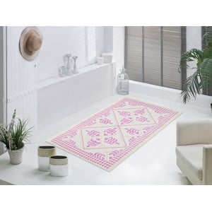 Liliowy wytrzymały dywan Lulu, 80x150 cm