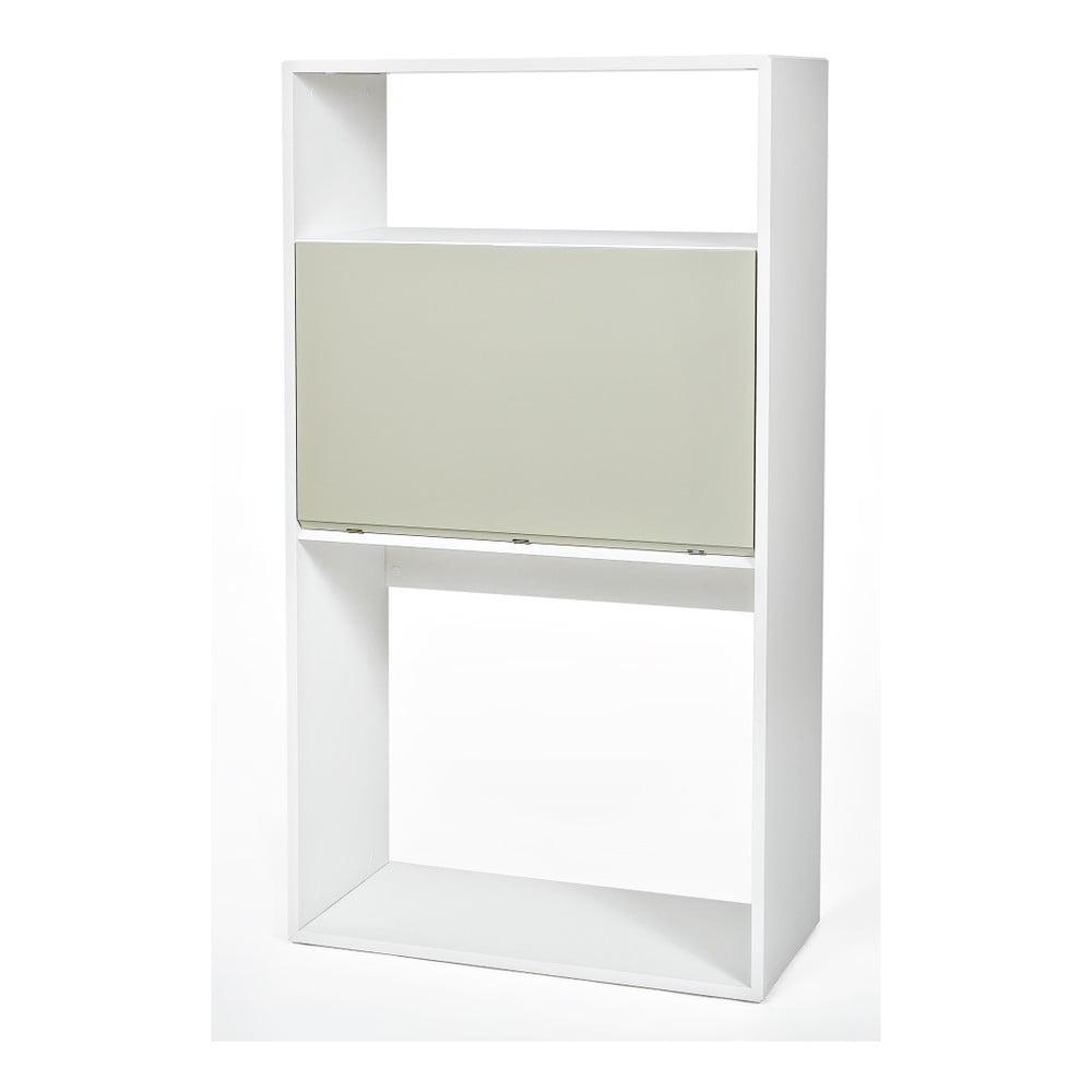 Topnotch Białe biurko rozkładane Woodman Loma Desk | Bonami HV07