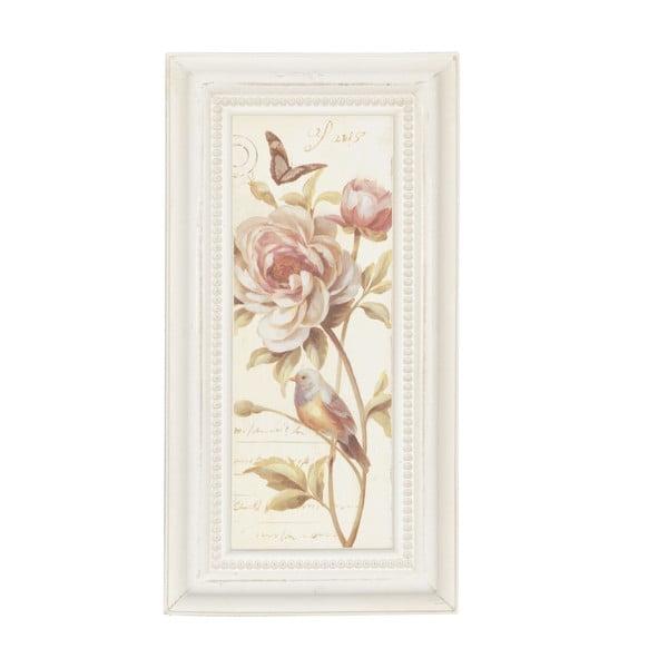 Obrazek Pink Rose 27x51 cm