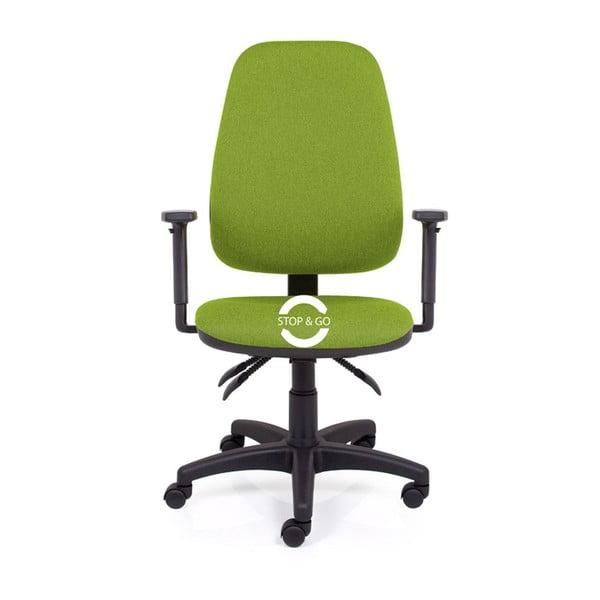 Krzesło biurowe Alex Balanc XL, zielone