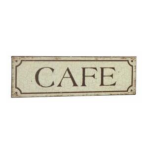 Tablica Cafe, 31x10 cm