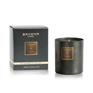 Świeczka   zapachowa Bahoma London, zapach skarmelizownaego słodu, 75 godz.