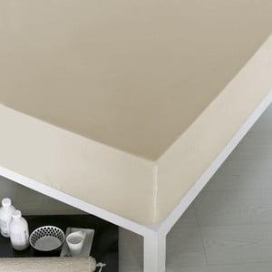 Prześcieradło Home Cream, 100x200 cm