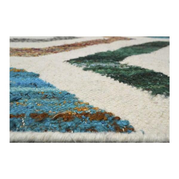 Ręcznie tkany dywan Kilim 4647-81 Multi, 120x180 cm