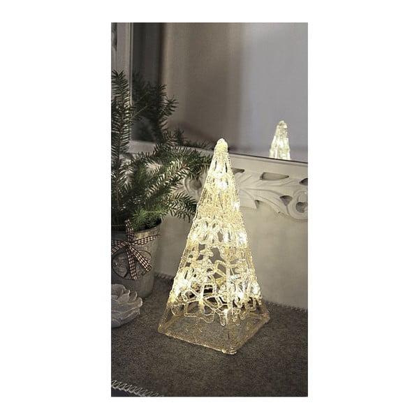 Świecąca dekoracja Crystal Cone 16