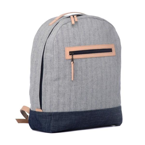 Plecak Popular Backpack Denim