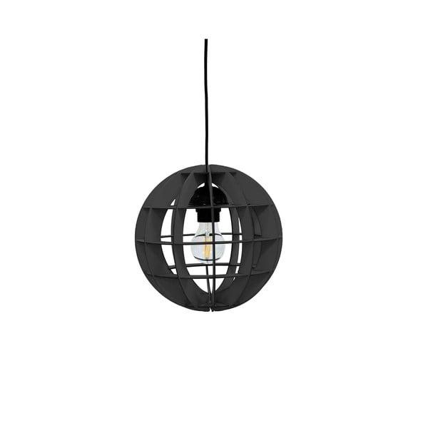 Lampa Sphera, czarna