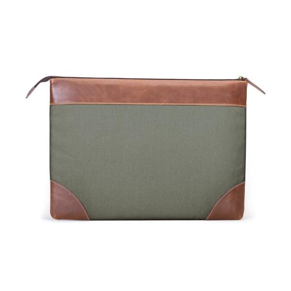 Pokrowiec na laptop Avi-8, zielony