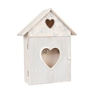Skrzynka na klucze Blue Love House