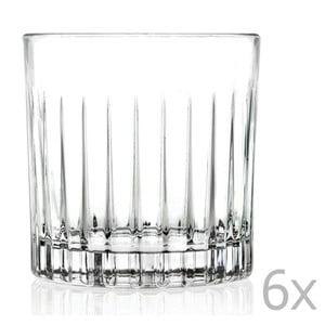 Zestaw 6   szklanek z kryształowego szkła Côté Table Giulia