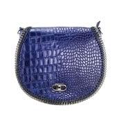 Skórzana torebka Valentina Blu