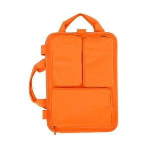 """Torba na notebook 13,5"""" Moleskine, pomarańczowa"""
