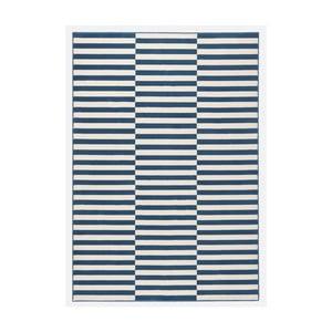 Niebieski dywan Hanse Home Gloria Panel, 80x150 cm