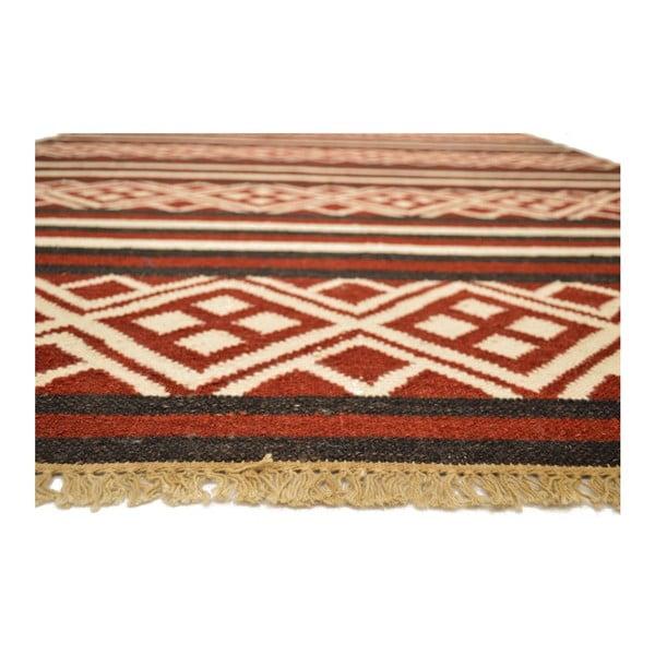 Ręcznie tkany dywan Kilim 48, 150x245 cm