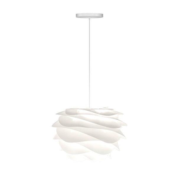 Biała lampa VITA Copenhagen Carmina, Ø32cm