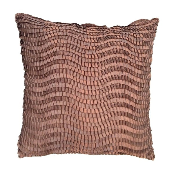 Poduszka Copper Croco , 45x45 cm