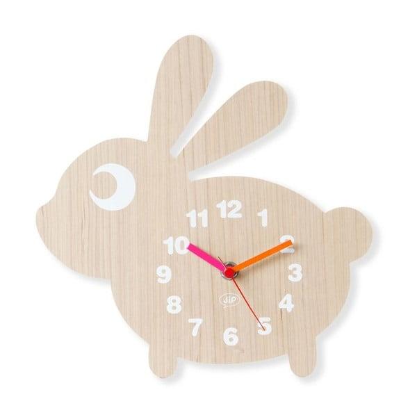 Zegar ścienny Rabbit Wood