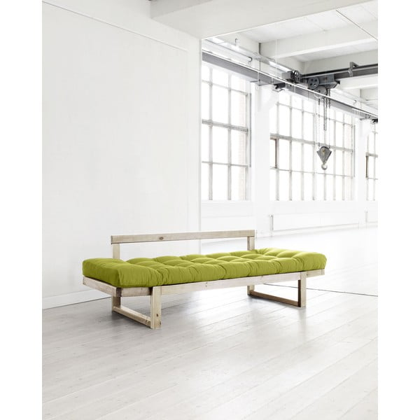 Sofa Karup Edge Natural/Pistachio