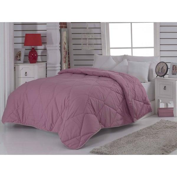 Narzuta pikowana na łóżko dwuosobowe Fiona, 195x215 cm