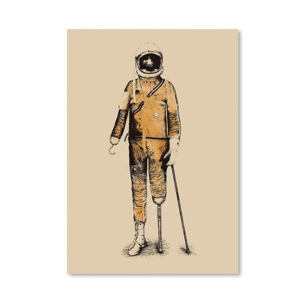 Plakat Astropirate, 30x42 cm