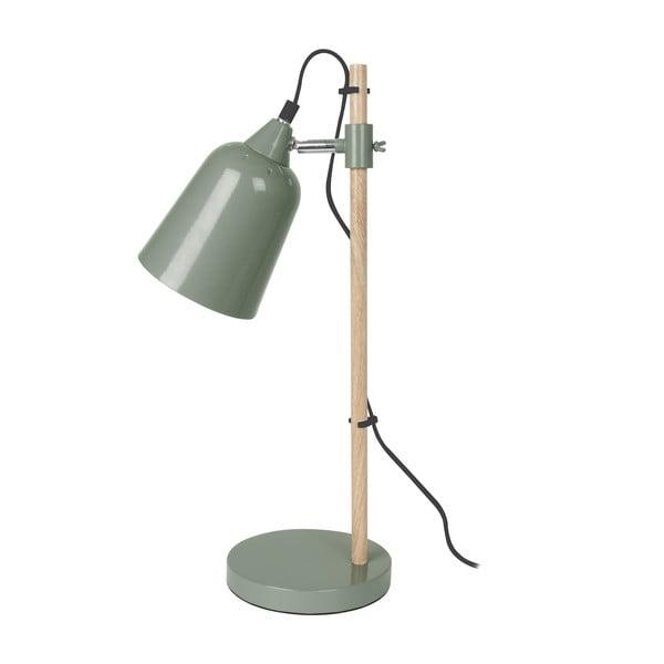 Lampa stołowa Leitmotiv Wood Green