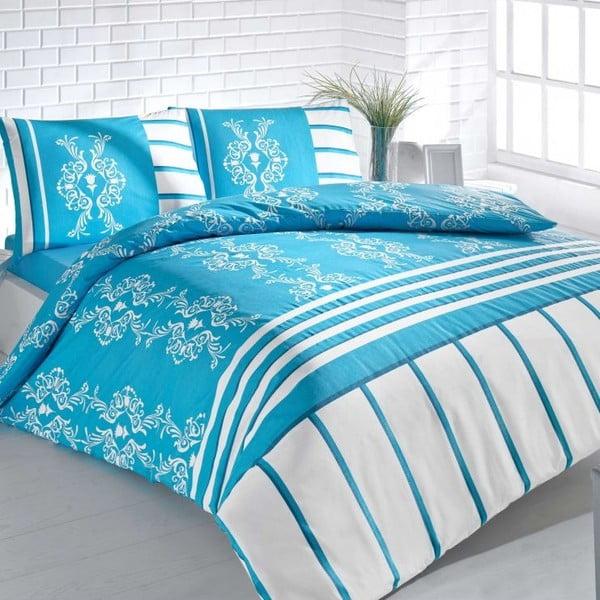Zestaw pościeli Sanzalize Blue, 240x220 cm