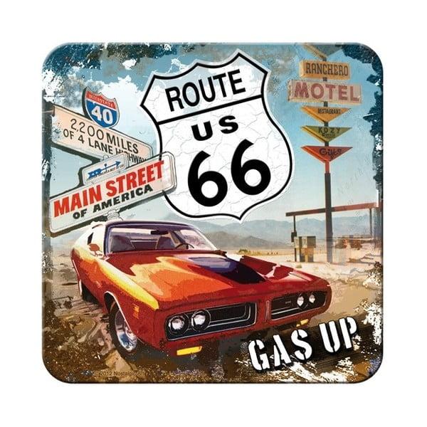 Zestaw 5 podstawek Route 66