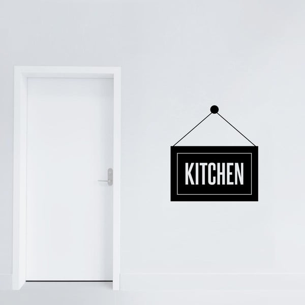Naklejka ścienna Kitchen