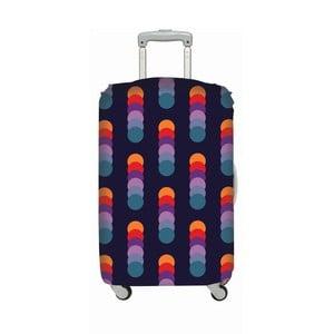 Pokrowiec na walizkę Circles Geometric