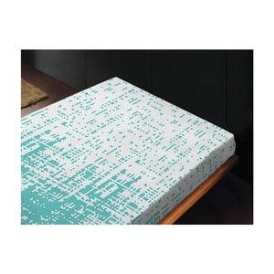 Prześcieradło Canevas Azul, 180x260 cm