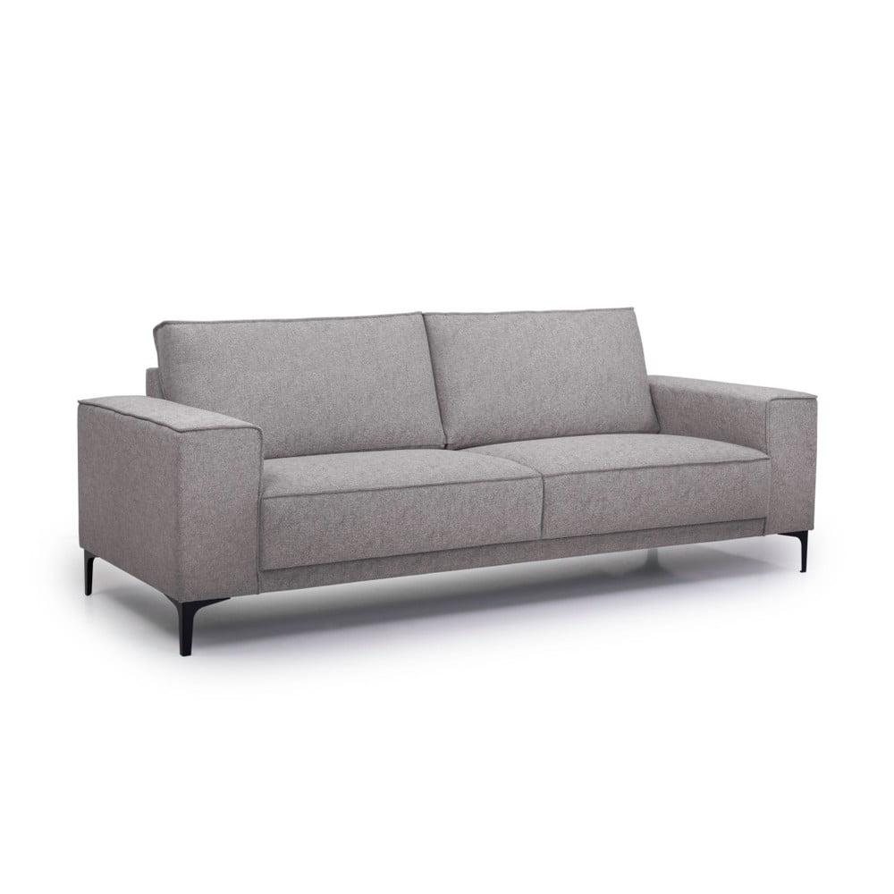 Kawowa sofa 3-osobowa Softnord Copenhagen