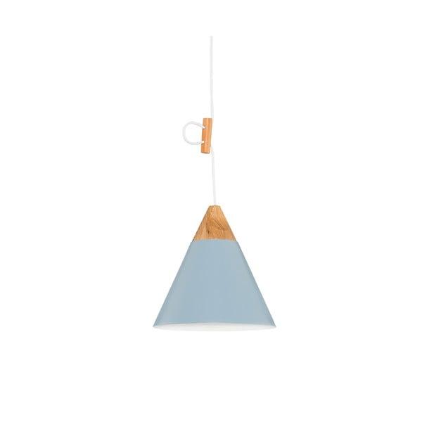 Jasnoniebieska lampa wisząca Homemania Tomas