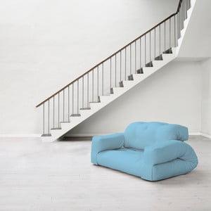 Sofa rozkładana Karup Hippo Celeste