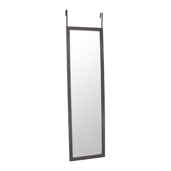 Lustro zawieszane Romantic Dark Grey, 35x132 cm