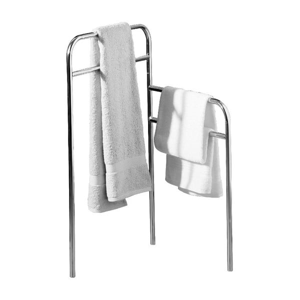 Metalowy stojak na ręczniki na ručníky Rail